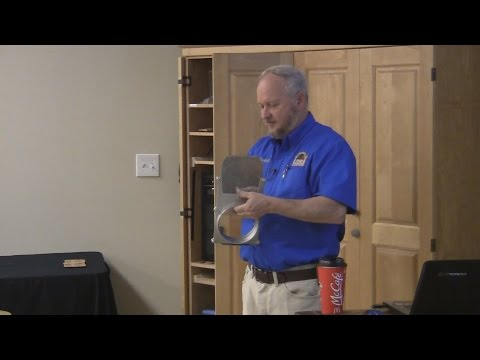 2014-12-20 Wood Shop Dust Collection with Ricky Alexander