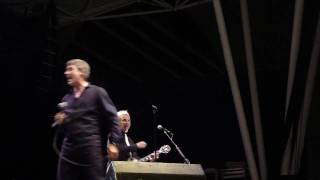 "Dennis Tufano, the Original Voice of the Buckinghams, sings ""Kind of a Drag,"" at 2010 Festa Italiana"
