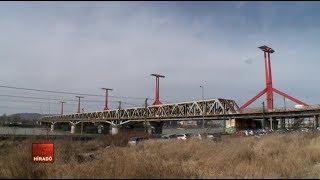 Ismét megmozdult a Rákóczi híd