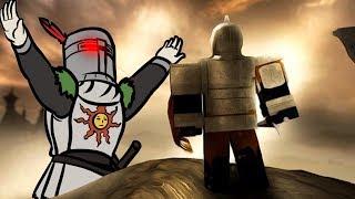 DARK SOULS ROBLOX PRAISE THE SUN (Free Roblox MMO)