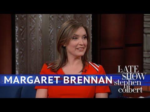Margaret Brennan Doesn't Take Journalism Lightly
