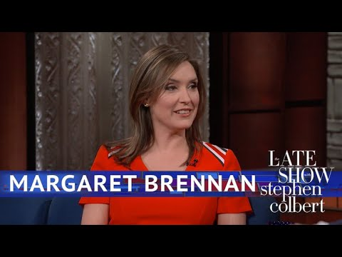 Margaret Brennan Doesn't Take Journalism Lightly