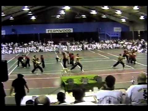 Black Belt Academy-The Crow