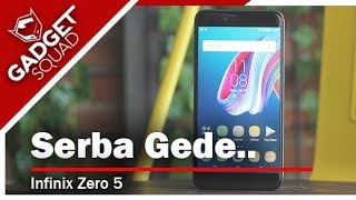 Gaming Test Infinix Zero 3 Indonesia.