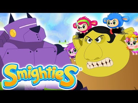 Smighties -A Friend In Need Is A Friend Indeed |Cartoons For Kids |Children's Animation Videos