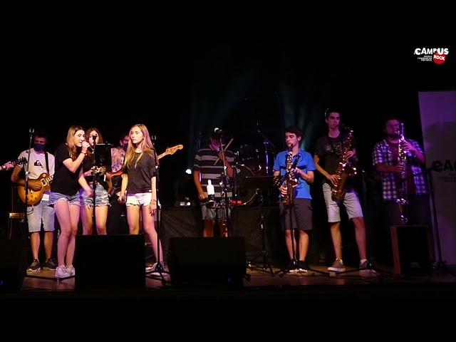 Kiss - Campus Rock Prades. Concert Final