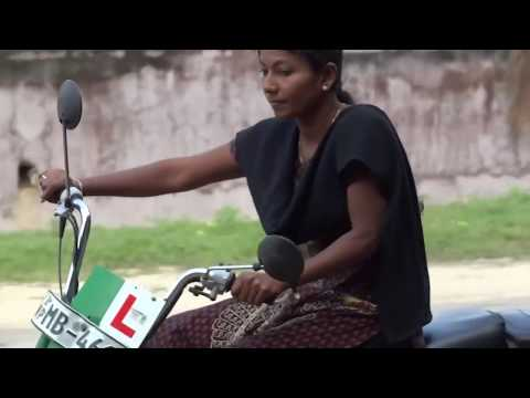 Bike Girls Sri Lanka - Sri Lanka Driving Test