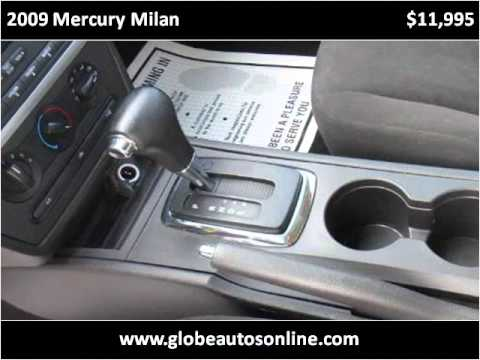 2009 Mercury Milan Used Cars Louisville KY