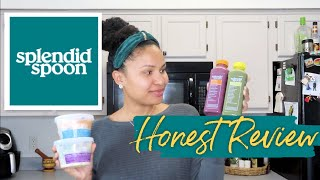 SPLENDID SPOON - HONEST REVIEW   Plant Based Meals & Smoothies