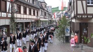 Schützenfest 2014 - Das Fronleichnamsfest in Ahrweiler