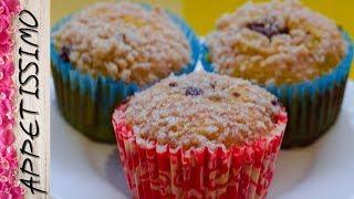 Тыквенные маффины с шоколадом /  Pumpkin muffins with chocolate drops