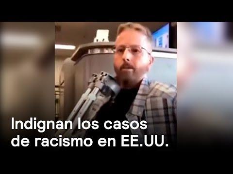 Indignante el racismo hacia los latinos en Estados Unidos - Noticias con Karla Iberia