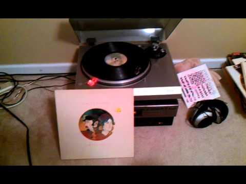 """#2: Seals & Crofts / """"Summer Breeze"""" LP / """"HummingBird"""""""