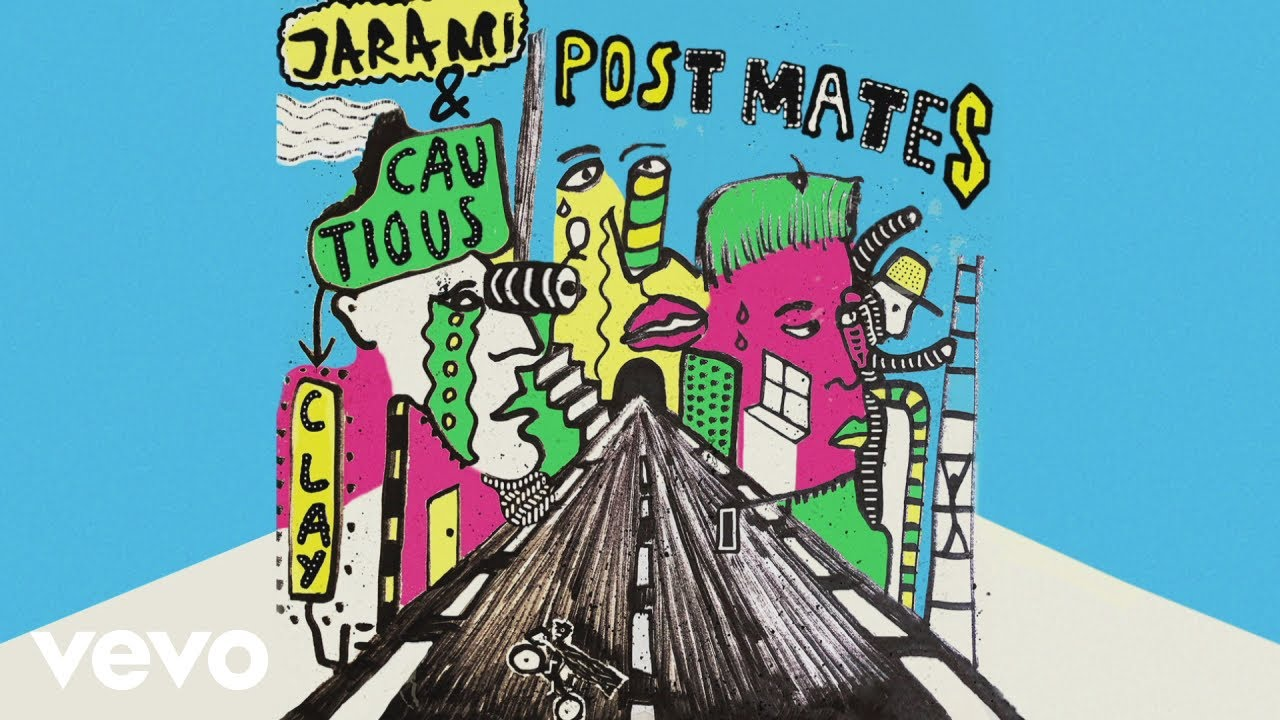 Jarami - Post Mates (Audio) ft. Cautious Clay