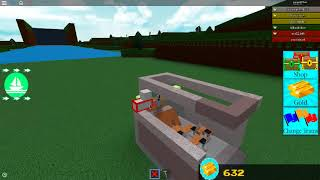 insane boat to win every time on Build A Boat For Treasure roblox