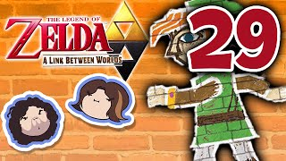 Zelda A Link Between Worlds: Talk to the Hand! - PART 29 - Game Grumps