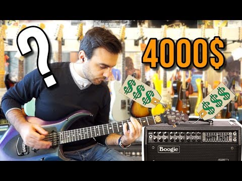 Download Youtube: Expensive Guitar VS Expensive Amp