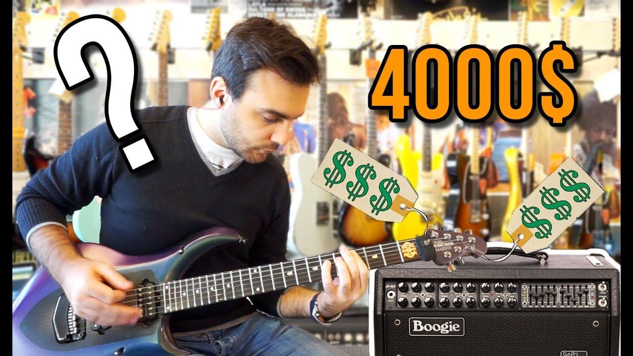 good guitar bad amp vs bad guitar good amp 4000 budget youtube. Black Bedroom Furniture Sets. Home Design Ideas