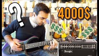 Good Guitar/Bad Amp VS Bad Guitar/Good Amp - 4000$ Budget