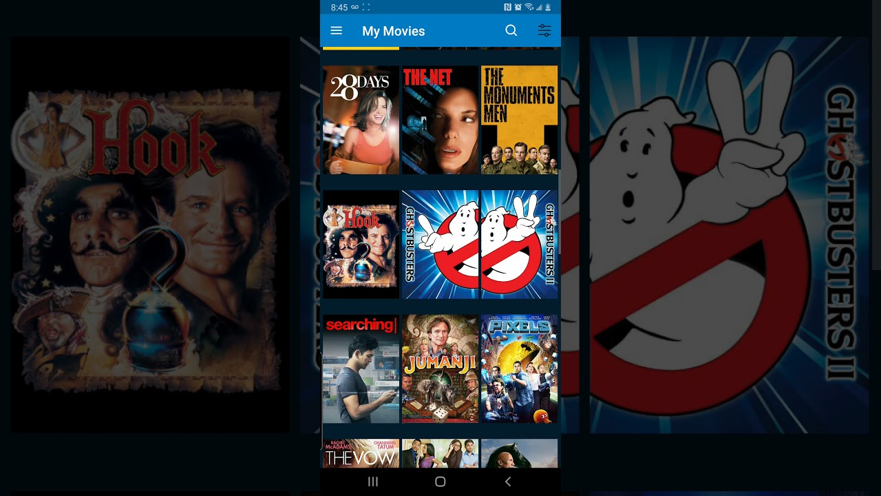Download my VUDU Sony pictures collection
