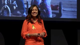 Relapse Is Part of Recovery | Hufsa Ahmad | TEDxRanneySchool