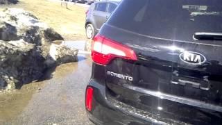 How to Operate Your Kia Sorento Power Liftgate!