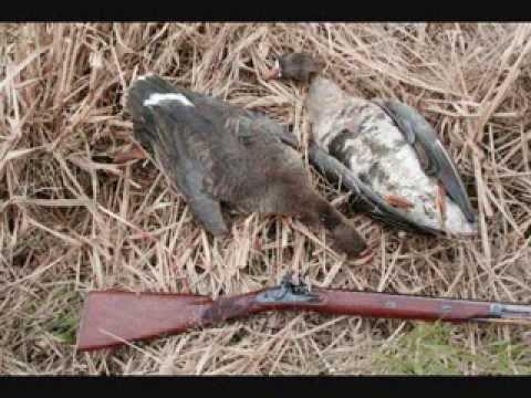 Mortimer Flintlock Hunt for Louisiana's Specklebelly Geese