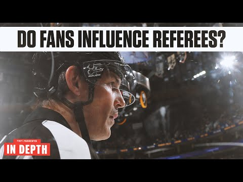 Will Empty Arenas Change The Way Referees Call Games?