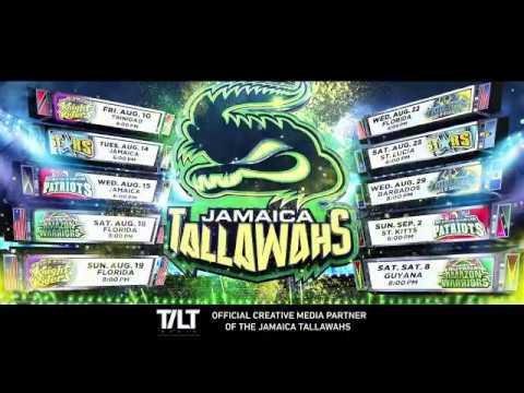 CPLT20 2018 | JAMAICA TALLAWAHS |
