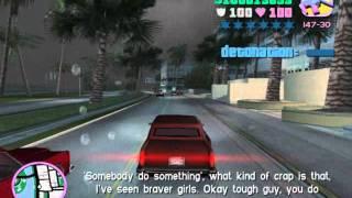 Grand Theft Auto Vice City Love Fist Car Bomb Mission