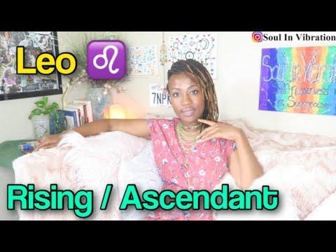 Leo ♌️ #Rising Sign || #Leo #Ascendant In #Astrology