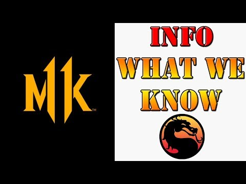 Mortal Kombat 11 - The facts we know so far & speculation thumbnail