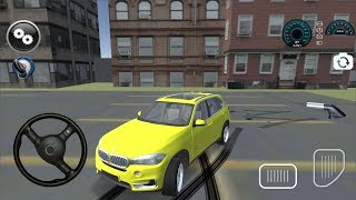 X5 M40 and A5 Simulator - Car Games City Driving Android gameplay