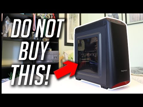 DON'T BUY THIS PC CASE!