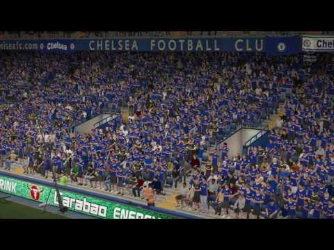 FIFA 17 PS4  Gameplay #3 CHELSEA VS MANCHESTER UNITED