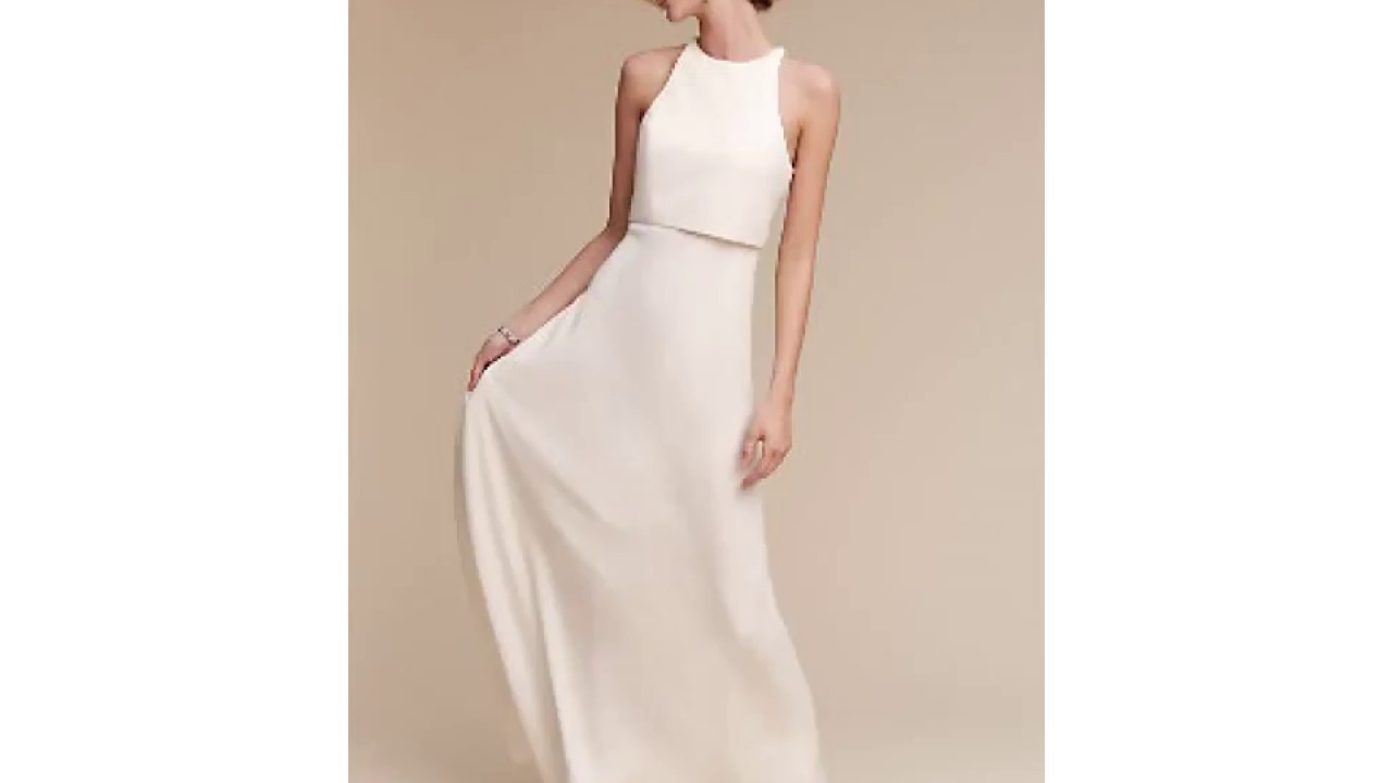 Maxi Dress For Wedding Reception Youtube