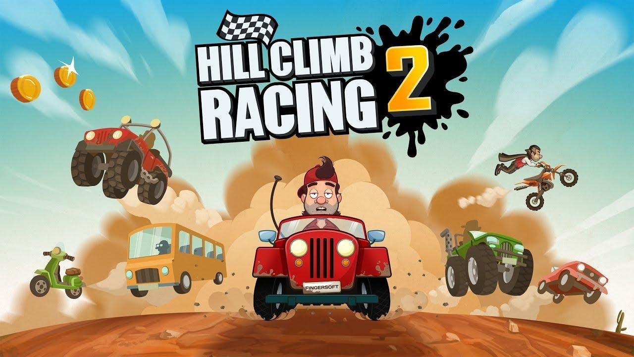 Играть hill climb racing скачать на компьютер