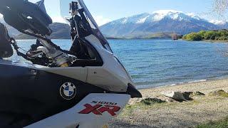 GoPro Hero 7, 2.7k, 60fps, motorbiking around Lake Wanaka.