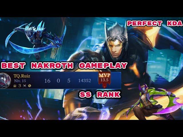 nakroth vex video, nakroth vex clip