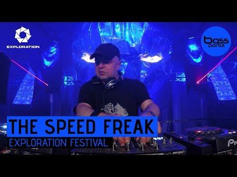 The Speed Freak - Exploration Festival 2017 [BassPortal]