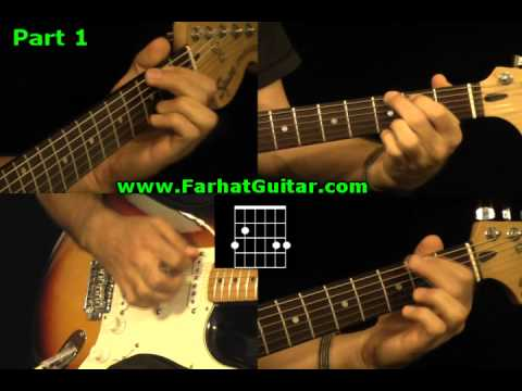 Guitar Lesson Hello Goodbye The Beatles Part 1