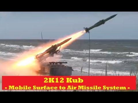 Download 2K12  Kub -  SA-6 GAINFUL - Mobile Surface to Air Missile System
