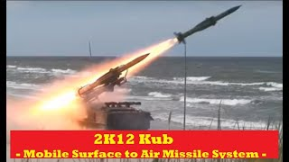 Cover images 2K12  Kub - Mobile Surface to Air Missile System