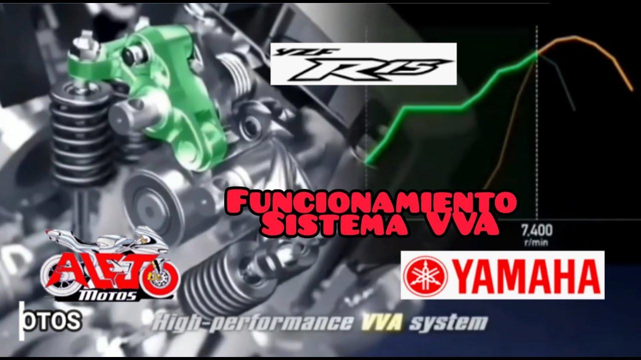 Download SISTEMA VVA YAMAHA / FUNCIONAMIENTO 🏍️🛠️🏁