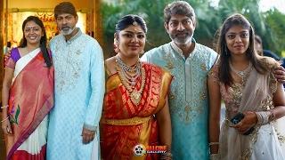 jagapathi babu actor and his wife urvashi  Telugu Movie