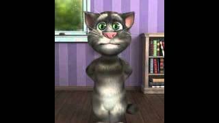 Talking Tom ...kiss my ass bitch
