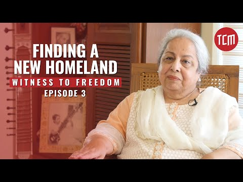 Finding a New Homeland | Witness to Freedom | Episode 3