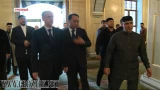 Члены ОДКБ ознакомились с достопримечательностями Грозного