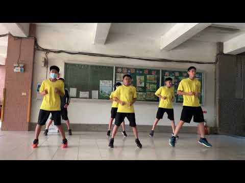 元長國中108有氧跆拳ㄧ年級種子表演