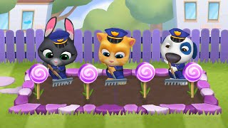 MY TALKING TOM FRIENDS 🐱 ANDROID GAMEPLAY #48 -TALKING TOM AND FRIENDS BY OUTFIT